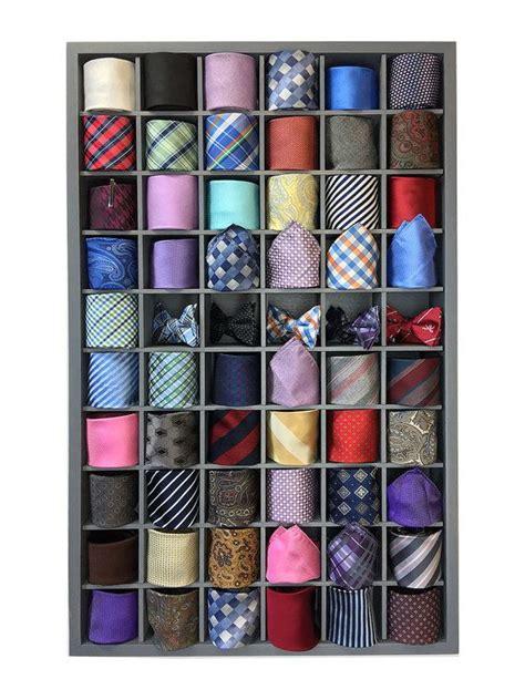 Boite Garde Robe by 60 Tie Box Tie Display Tie Holder Tie Rack Neck