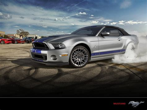 Ford Mustang Shelby Gt500 2018 Image 16