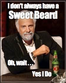 Men with Beards Meme