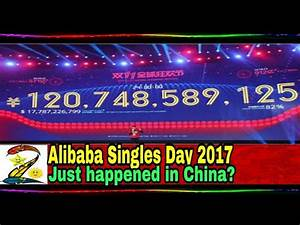 Alibaba Singles Day 2017| WTF just happened in China ...