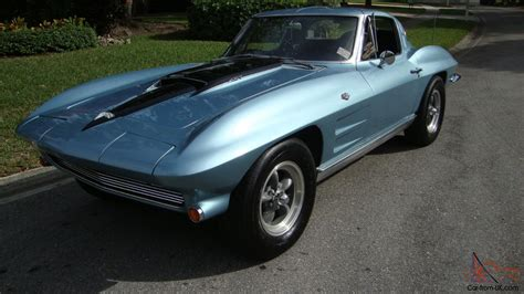 corvette split window coupe   reasonable offer