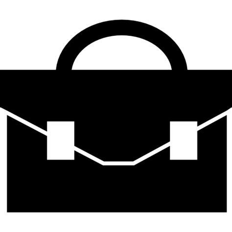 black briefcase icon black briefcase free education icons