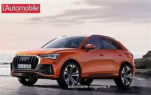 Audi Q3 2018 Date De Sortie : audi q4 premi re sortie tr s camoufl e l 39 automobile magazine ~ Medecine-chirurgie-esthetiques.com Avis de Voitures