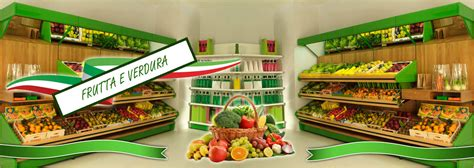Scaffali Frutta E Verdura Arredamenti Per Negozi Di Frutta E Verdura Alimentari In