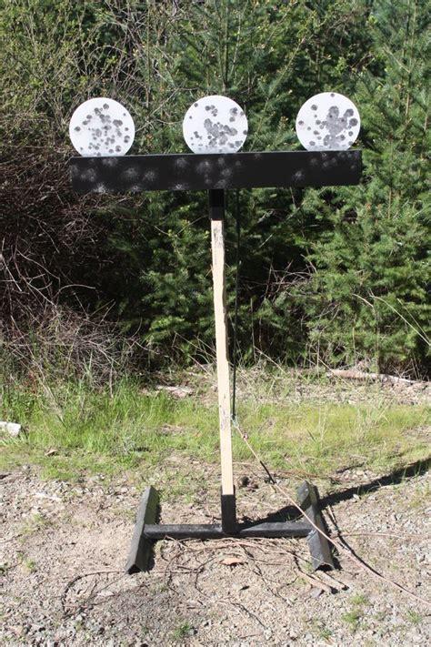 steel target plate rack cowboy plate rack    feet long plates