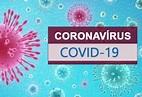 Aviso Coronavírus COVID-19