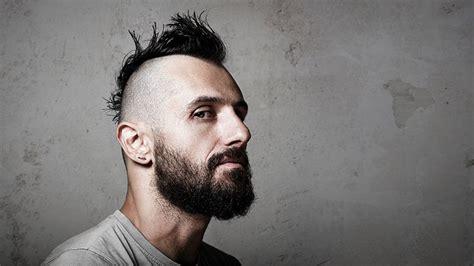 mohawk fade haircuts  men  trend spotter