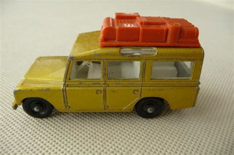 matchbox land rover matchbox 12c land rover safari buy sell review free