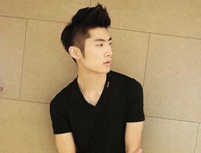 model gaya rambut pria korea terbaru