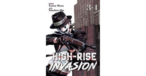High Rise Invasion Vol 3 4 By Tsuina Miura