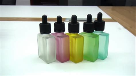 The psd allows you to change all colors and add a branded label. Matte Frosted Black 15ml 30ml 50ml 100ml Rectangle Glass ...
