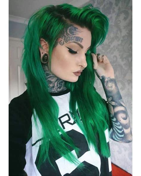Pin By Hair Styles On ♠ Scene Hair♠ Dyed Hair Hair