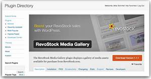 Banner Image for Revostock's Media Gallery Plugin Page on ...