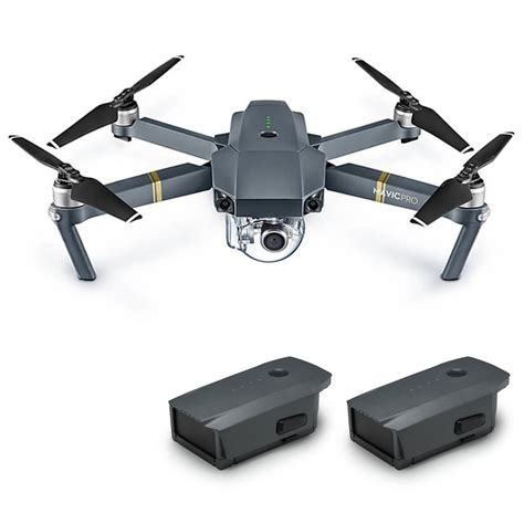 dji mavic pro mini foldable quadcopter  plug  battery