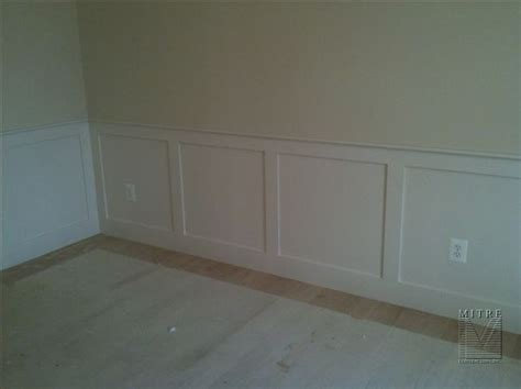 Flat Panel Wainscoting by Pin By Wallace On For The Home