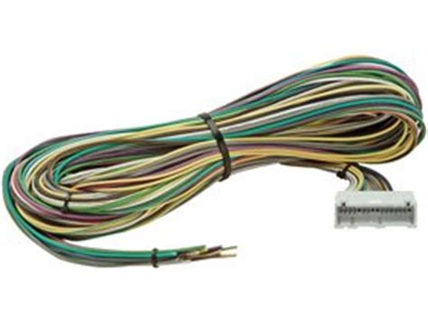 2002 Camaro Wiring Harnes by Metra Turbowires 70 2029 Wiring Harness