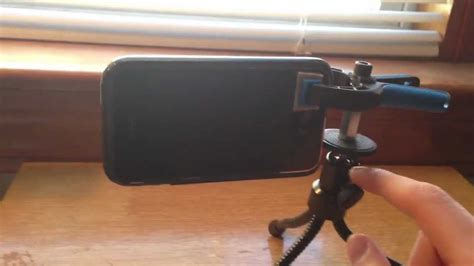 diy iphone tripod diy smartphone tripod mount easy to build iphone 5