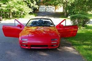 1991 Mazda Rx7 Convertible Manual  62k Miles  No Mods For
