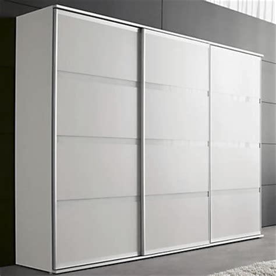 armoire de chambre en aluminium