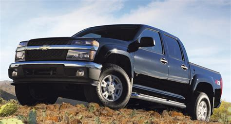 2006 Chevrolet Colorado Review  Top Speed