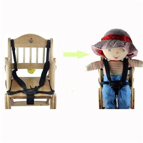 Ebay High Chair Harness by Portable 5 Point Harness Baby Safety Seat Belts Stroller