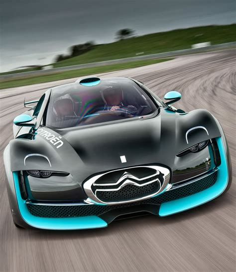 citroen sports car citro 235 n survolt car concept cars citro 235 n uk