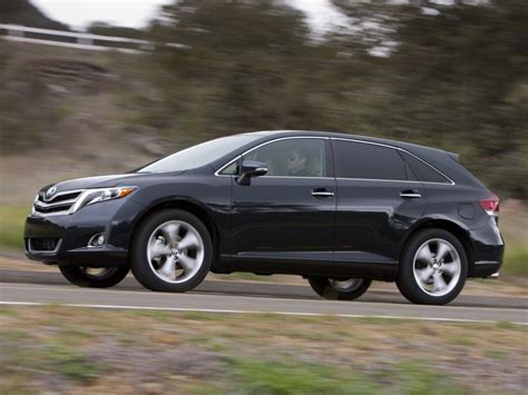 The official 2021 toyota venza page. Car in pictures - car photo gallery » Toyota Venza 2012 ...