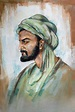Portrait of Avicenna (980-1037 CE). Depicted by Saber ...