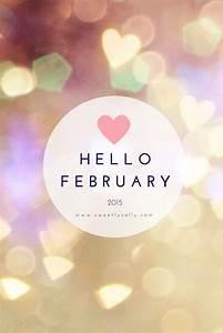 Hello February! - Sweetly Sally