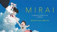 Mirai no Mirai (2018) | Pirates of the Burley Griffin