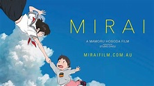 Mamoru Hosoda's 'MIRAI' - Official Trailer - YouTube