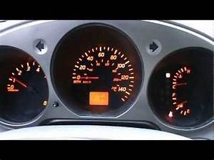 2003 Nissan Altima 2 5sl Cold Start  U0026 Dash View