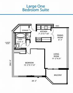one bedroom floor plans photos and video With floor plan for one bedroom