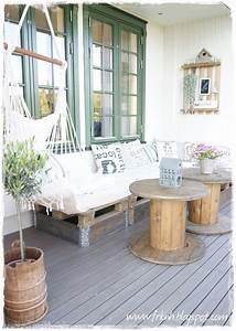 Sitzecke Aus Paletten : kabelspulentische sitzecke m bel aus paletten garten lounge ~ Watch28wear.com Haus und Dekorationen