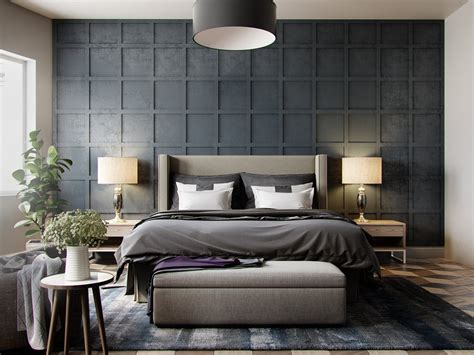 gorgeous grey bedrooms
