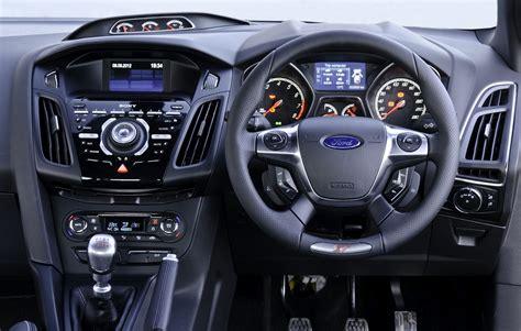 gauge car  ford focus st