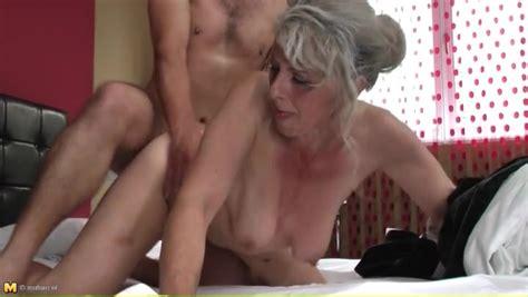 Slutty Grandma Has Hot Doggystyle Sex Alpha Porno