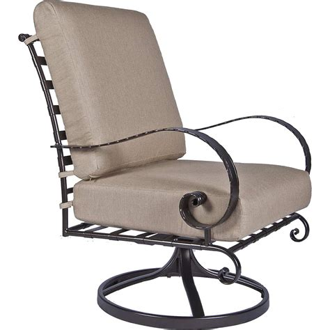 classico lounge swivel rocker chair ultra modern pool