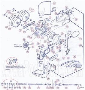 Polaris 360 Cleaner Parts