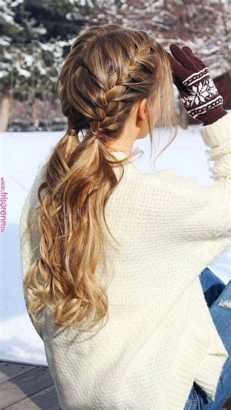 easy  stylish casual hairstyles  long hair