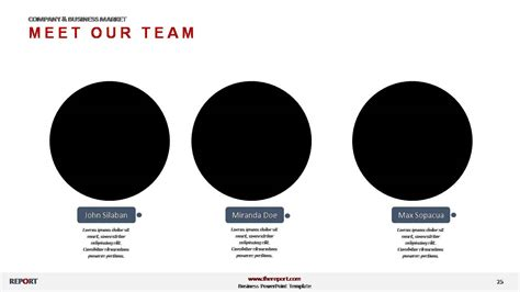meet  team templates powerslides