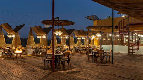 Ahmedabad gets a vibrant café made primarily out of jute ropes