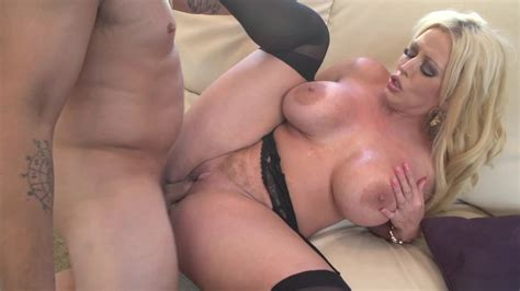 Curvy Blonde Milf Will Blow Your Mind In This Freaky Xxx Scene