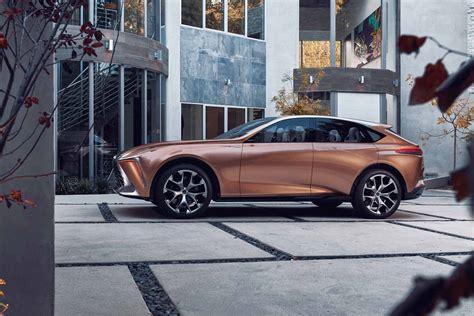 Lexus Lf > Lexus Lf1 Limitless  Le Suv Qui Repousse Ses
