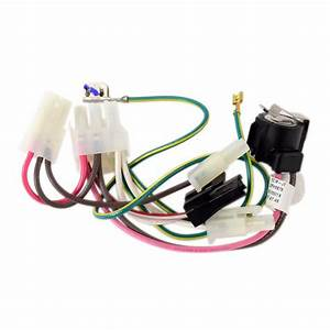 Kitchenaid Krsc503ebs01 Evaporator Fan Wire Harness