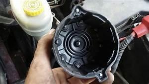 Replacing Distributor Cap And Rotor  Dodge Ram 1500