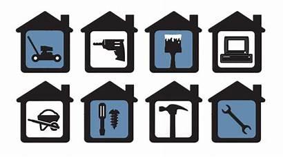 Handyman Services Maintenance Clipart Property Harbottle Dan