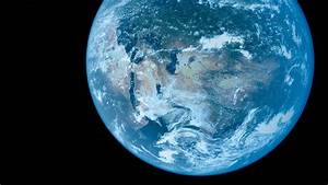 Satellite, View, Of, The, Earth