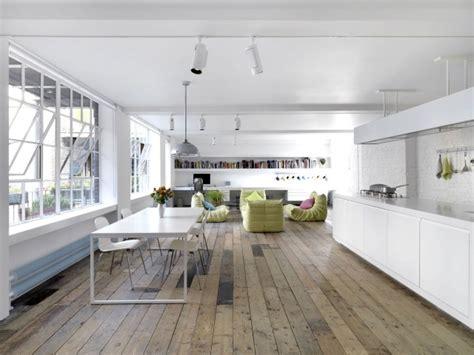 renovation cuir canapé faux plafond moderne dans la chambre à coucher et le salon