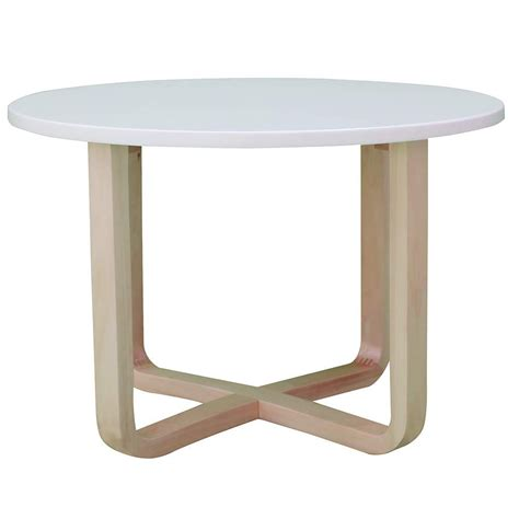 Shop our bench*made line of solid wood coffee tables and have it custom made to your exact specifications. Amazon Brand - Movian Đerdap Round Coffee Table with Solid Wood Legs, 60 x 60 x 40cm, White Top ...